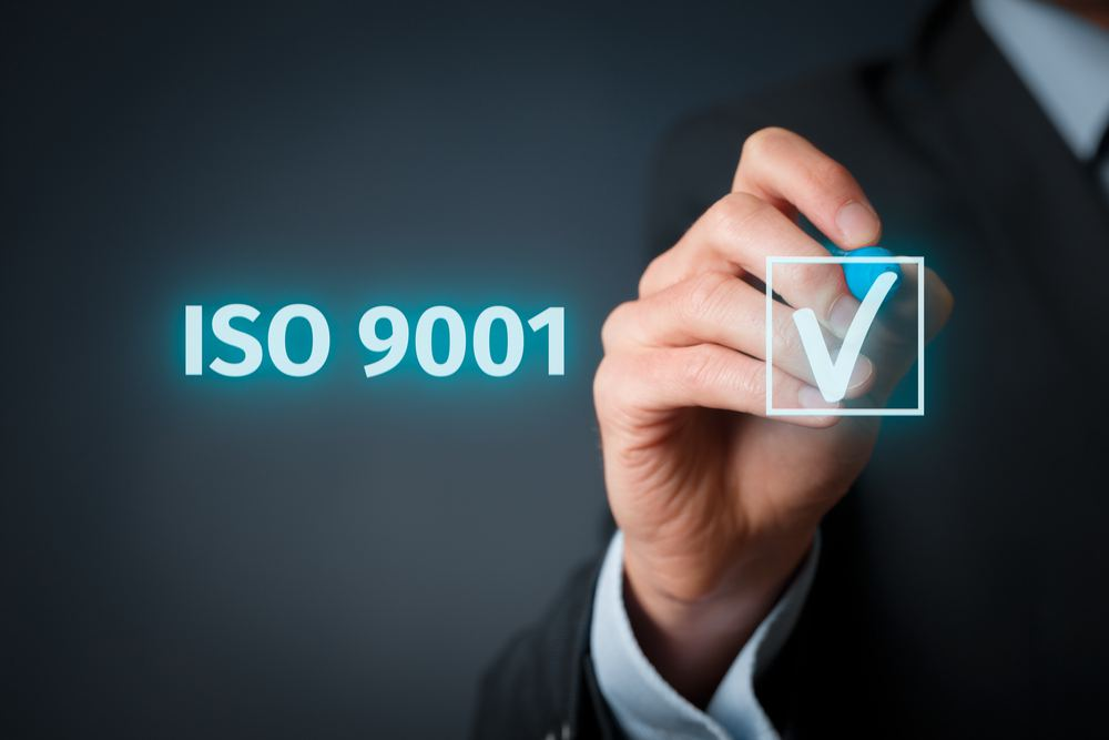 ISO 9001 Quality Management System