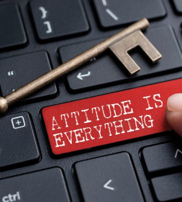 Attitude Skills for Success at Work and Life