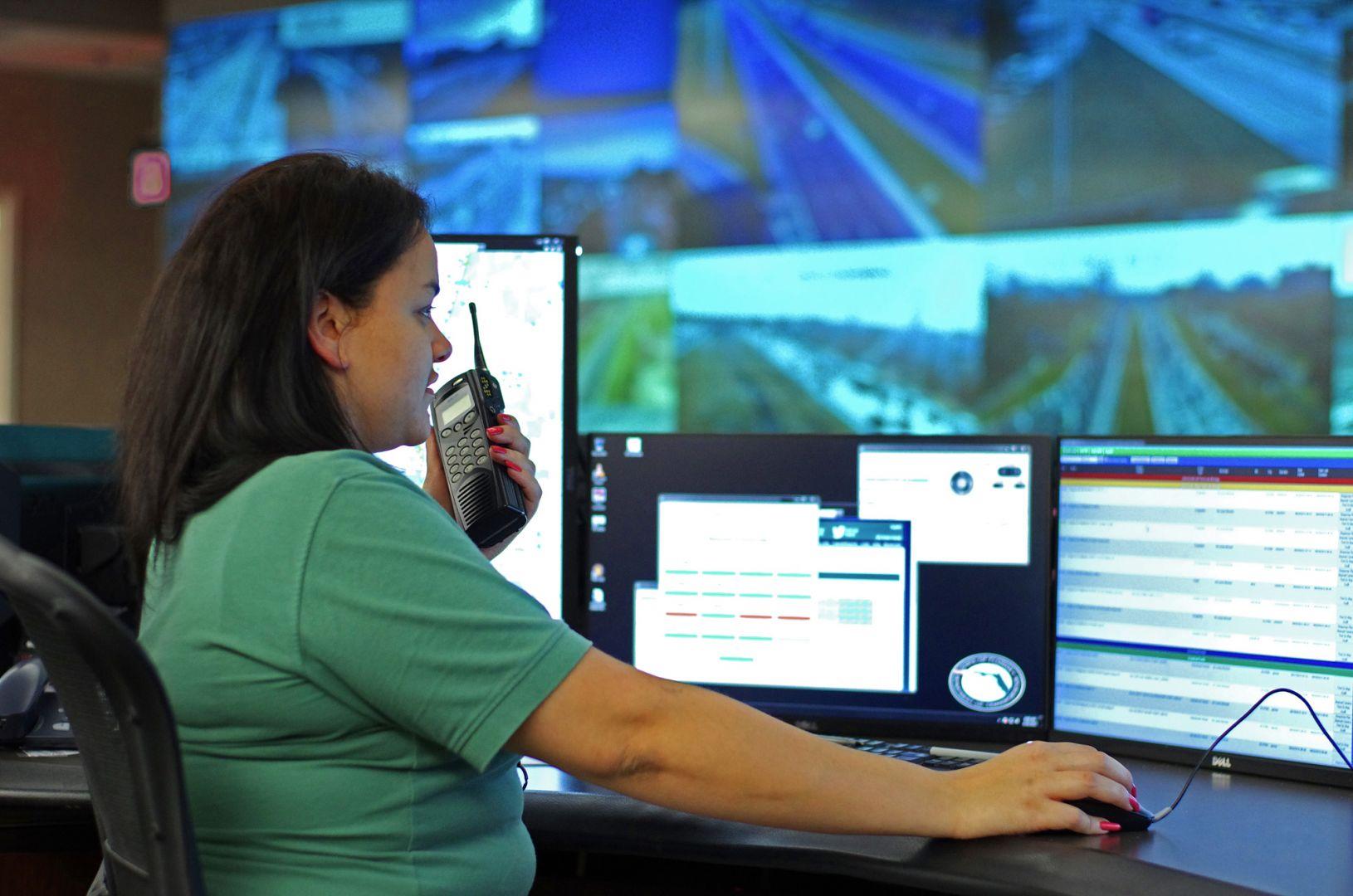 Traffic Operator Training